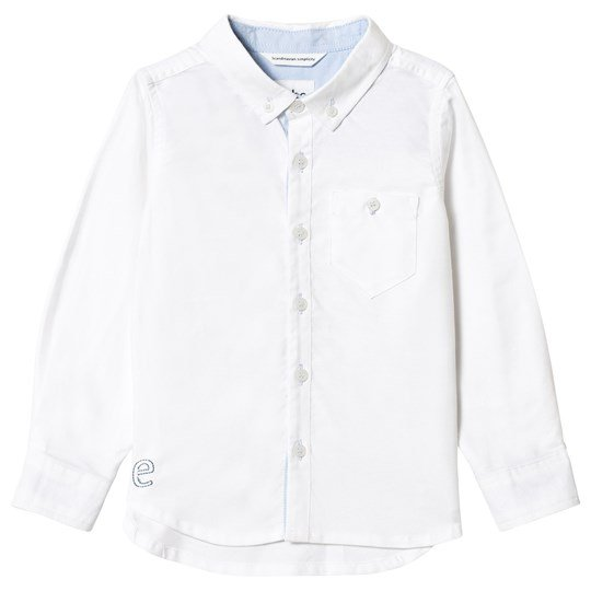 ebbe Kids Vasa Oxford Shirt Off White Oxford offwhite