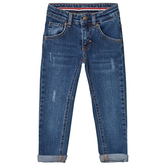 ebbe Kids Hampus Slim Jeans Blue Denim Blue
