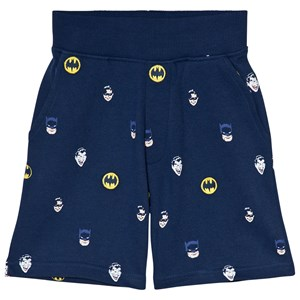 Image of Fabric Flavours Batman Repeat Sweatshorts 9-10 years (3059678095)