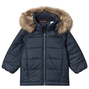 Image of Didriksons Originals Malmgren Kid´s Jacket Navy 100 cm (3-4 år) (3059677591)