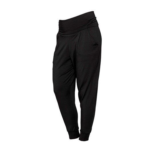 Boob Oono Easy Pants Black Black