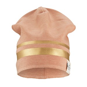 Image of Elodie Details Winter Beanie Gilded Faded Rose 0-6 mdr (3060382589)