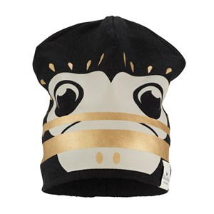 Image of Elodie Details Winter Beanie - Gilded Playful Pepe 0-6 mdr (3060382627)