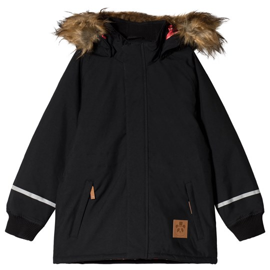 Mini Rodini K2 Jacket Black Black