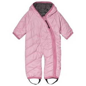 Image of Isbjörn Of Sweden Frost Baby Coverall Dusty Pink 56/62 cm (3060380649)