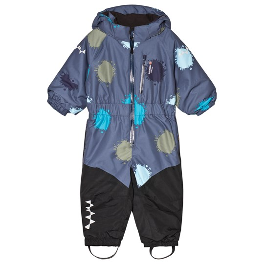 Isbjörn Of Sweden Penguin Snowsuit Denim Globe Denim Globe