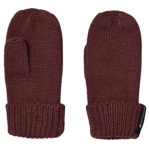 Image of Didriksons Originals Kit Kid´s Mittens Old Rust 2-4 år (3060381311)