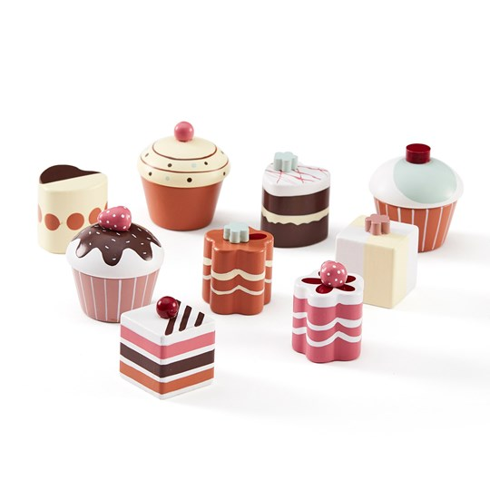 Kids Concept Pastries 9 Piece Set