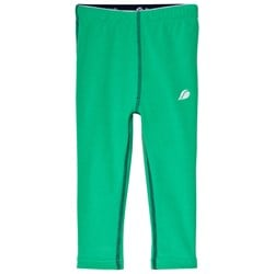 Didriksons Monte Kids Pants Bright Green