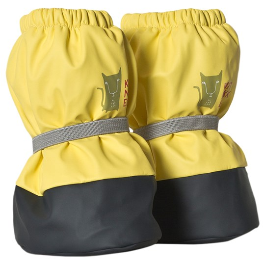 Kattnakken Rain Booties Lemon Yellow