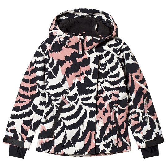 Molo Pearson Jacket Graphic Feathers Graphic Feathers
