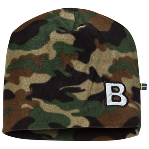 Image of The BRAND Camouflage Print Fleece Hat 48/50 m (1211106)