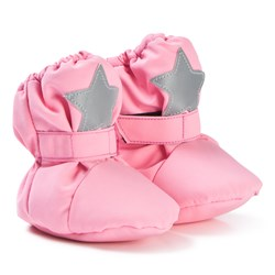 Molo Imba Baby Shoes Total Pink