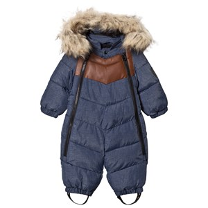 Image of Lindberg Rocky Baby Overall Navy 80 cm (1 Year) (3060381491)