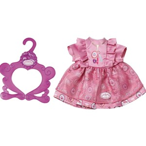 Image of Baby Annabell Day Dress keys, purple 3 - 10 years (3060378427)