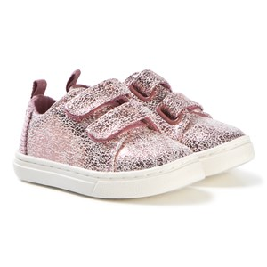 Image of Toms Pink Shimmer Lenny Sneakers 21 (UK 4) (3060378215)