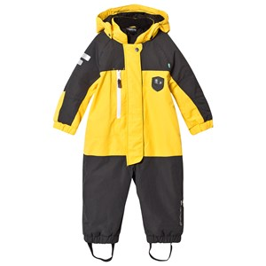 Image of Lindberg Vail Baby Overall Yellow 80 cm (1 Year) (3060381525)