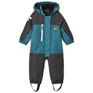 Image of Lindberg Vail Baby Overall Lagoon 80 cm (1 Year) (3060381535)