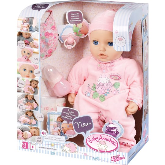 Baby Annabell Baby Annabell Doll 43 cm Multi