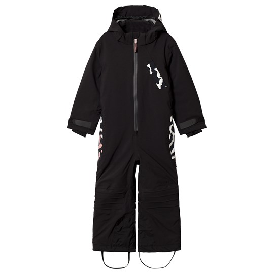 Molo Hopper Snowsuit Graphic Feathers Graphic Feathers