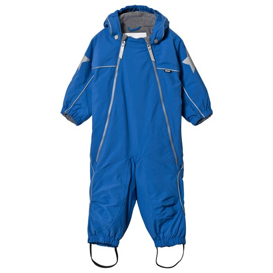 Molo Pyxis Baby Snowsuit Real Blue Real Blue