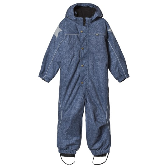 Molo Polaris Snowsuit Denim Denim