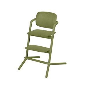 Image of Cybex Lemo Chair Wood Outback Green (3060815085)