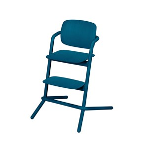 Image of Cybex Lemo Chair Wood Twilight Blue (3060815087)