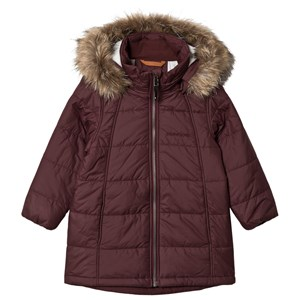 Image of Didriksons Originals Markham Kid´s Jacket Old Rust 110 cm (4-5 år) (3061221807)