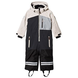 Image of Lindberg Northern Snowsuit Anthracite 120 cm (7-8 Years) (3061222145)