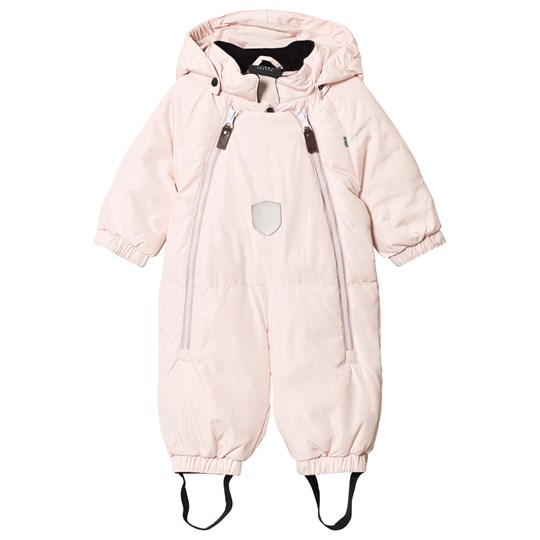 Lindberg Duved Baby Coverall Pink Pink