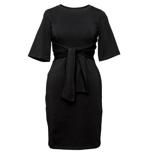 Boob Haley Dress Black Black