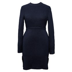 Boob Edie Knitted Tunic Midnight Blue