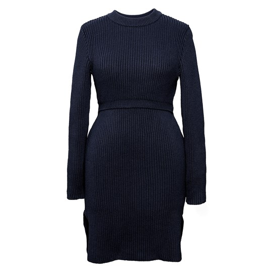 Boob Edie Knitted Tunic Midnight Blue Midnight Blue