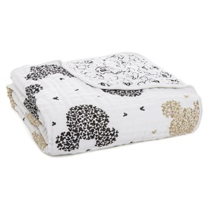 Image of Aden + Anais Mickey's 90th Scatter Classic Dream Blanket (3061222241)