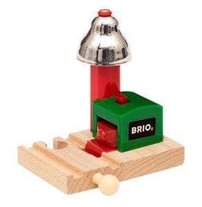 Image of BRIO BRIO® World 33754 – Magnetic Bell Signal 3 - 8 years (1137087)