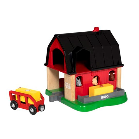 BRIO BRIO® World 33936 – Smart Tech Farm White