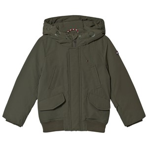 Image of Tommy Hilfiger Forest Green Branded Jacket 8 years (1123404)