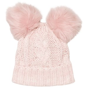Image of GAP Gap Cable Hat Classic Pink XS/S (12-24 m) (3065574219)