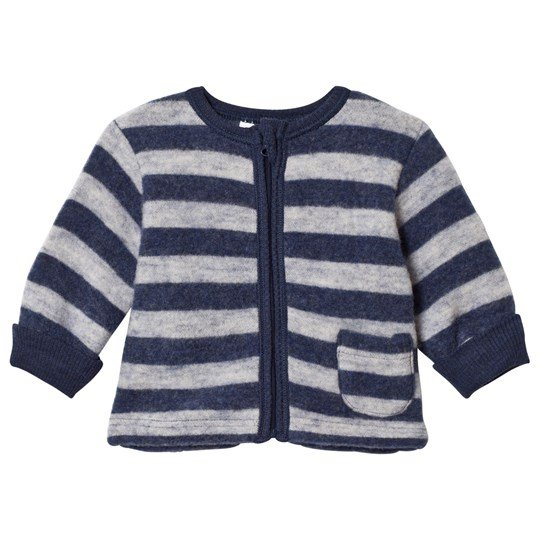 Joha Blue Stripe Cardigan YD Stripe Boy