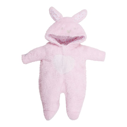 Tiny Treasure Doll Cosy Bunny Outfit Pink