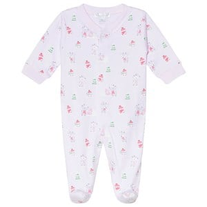 Image of Kissy Kissy Pink Snow Day Baby Body 3-6 months (3065536931)