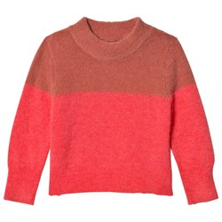 Petit by Sofie Schnoor Dusty Rose/Coral Sweater