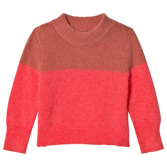 Petit by Sofie Schnoor Dusty Rose/Coral Sweater Dusty Rose / Coral
