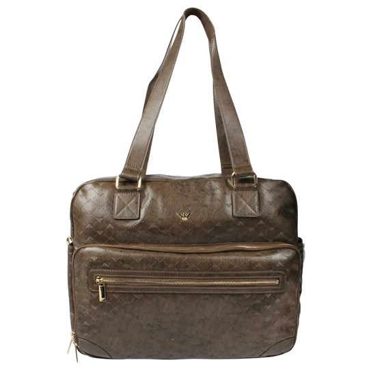 Emporio Armani Handbag Marrone BROWN