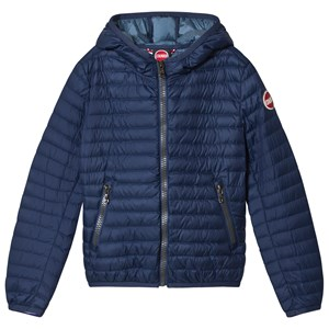 Image of colmar Dark Blue with Blue Lining Lightweight Padded Down Jacket 10 years (3065513405)