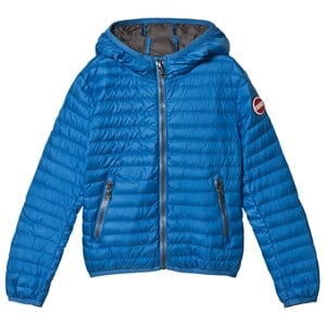 Image of colmar Blue with Grey Lining Lightweight Padded Down Jacket 10 years (3065513419)