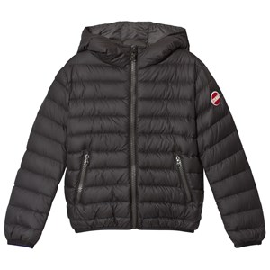 Image of colmar Black with Grey Lining Padded Down Jacket 10 years (3065513435)