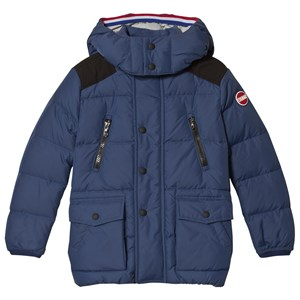 Image of colmar Dark Blue Padded Heavy Down Jacket 10 years (3065513471)
