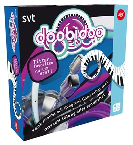 Bilde av Alga Doobidoo Board Game (swedish) 12+ Years